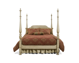 629-11-Traditional-Custom-Bed