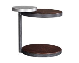 Brunell-Arc-Round-End-Table