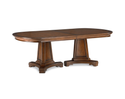 Double-Pedestal-Table