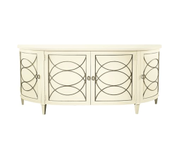 Duchamp-Demilune-Sideboard-With-Wood-Top